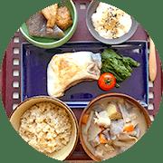 栄養・食事指導写真
