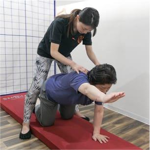 パーソナルトレーニングの写真