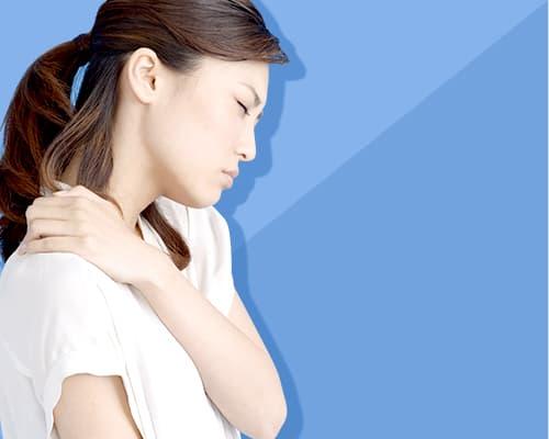 肩こり・腰痛イメージ