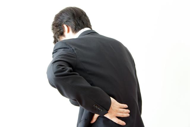 腰痛について理解しましょう!!~腰痛の原因と種類~