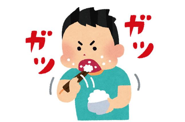 【糖質・炭水化物から食べるとどうなる⁉️】
