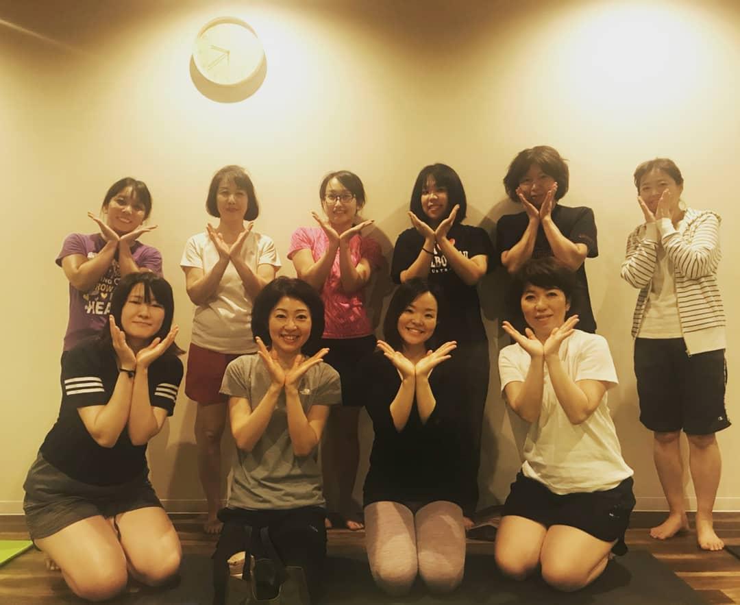 第2弾【ヨガイベント開催in吉塚本店】