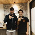 サッカー選手ご来店⚽ 福岡 整体 KIZUKI