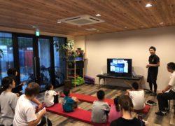 正しく学んで、楽しく身体を動かすKIZUKI Kids講座 大盛況で終了🎶